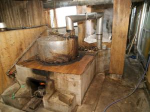 池原酒造蒸留器