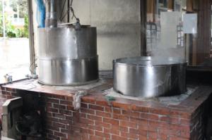 高嶺酒造 蒸留器