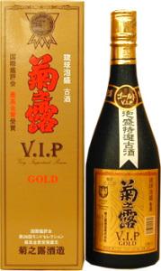 菊之露VIPゴールド古酒