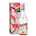 桜と楽しむ泡盛「さくらいちばん5年古酒25度」山川酒造