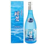 柔らかな風味!「紺碧5年古酒25度」酒造協同組合
