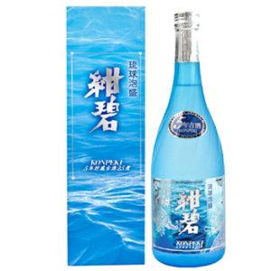 紺碧5年古酒
