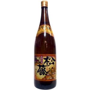 松藤3年古酒43度1升瓶