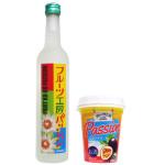 冷やして美味しい!「フルーツ工房パッション」新里酒造