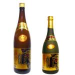 飲みやすさで人気!「金武 龍ゴールド25度」