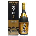 久米仙 古酒ゴールド30度!気品高い味わいを楽しむ