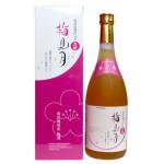 沖縄県産黒糖入りの泡盛梅酒「梅見月12度」今帰仁酒造