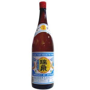 瑞泉 新酒43度