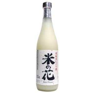 羽地米にごり酒「米の花」