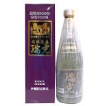 銘酒「瑞光2002年蒸留古酒40度」池間酒造