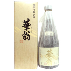 宮の華 華翁 古酒35度
