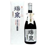 グランプリ酒「瑞泉 古酒40度」 一度は飲みたい高い評価の古酒!