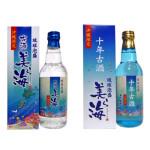 沖縄土産に!忠孝酒造「美ら海 古酒2合瓶シリーズ」