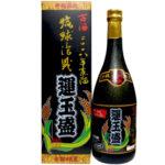 沖縄限定泡盛!「運玉盛2008年蒸留古酒」石川酒造場