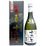 忠孝酒造「古琉球12年古酒25度」沖縄限定の秘蔵古酒!