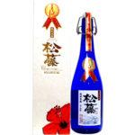 崎山酒造廠「松藤 5年古酒44度」 米、水、麹が醸し出す旨さ!