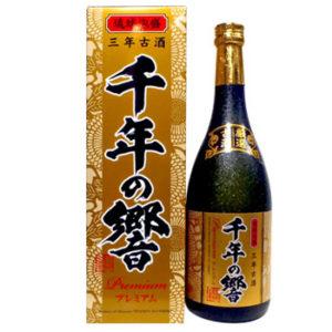 千年の響プレミアム3年古酒