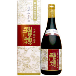 沖縄限定 瑞穂3年古酒