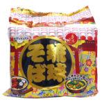 三倉食品「琉球そば」お家で沖縄の味!袋麺