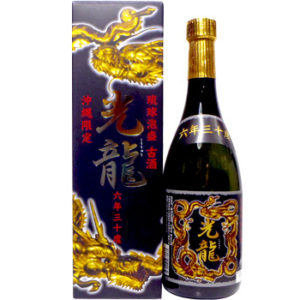 光龍6年古酒30度