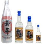 「泡盛 豊年30度」渡久山酒造の定番銘柄
