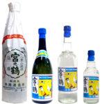 仲間酒造「宮之鶴30度」一度は飲んでみたい希少泡盛!