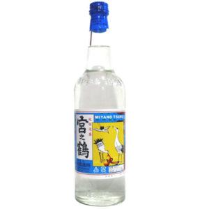 宮之鶴30度3合瓶