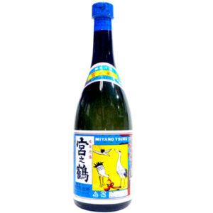 宮之鶴30度4合瓶