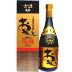 石垣島の名酒!「高嶺 おもと6年古酒ゴールド43度」高嶺酒造
