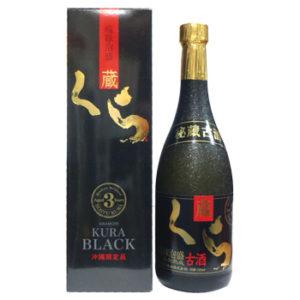沖縄限定 くらブラック3年古酒