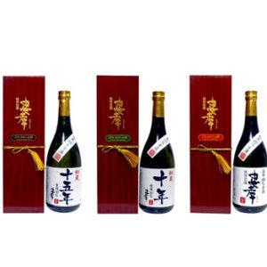 忠孝 秘蔵古酒シリーズ