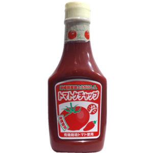 沖縄トマトケチャップ 島唐辛子入り