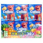 沖縄限定「グリコ 沖縄パインコロン」ご当地お菓子!