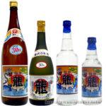 「泡盛 龍30度」金武酒造 飲み応えのあるしっかりとした旨味