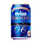 糖質ゼロ・プリン体ゼロ!「オリオン ゼロスター(発泡酒)」オリオンビール