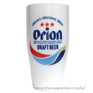 オリオン陶器ビアグラス