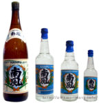 「泡盛 南風30度」沖縄県酒造協同組合 口当たりのいい泡盛