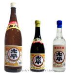 「泡盛 太平30度」津波古酒造 平和を願う島酒