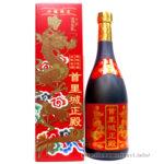 「泡盛 首里城正殿5年古酒25度」まさひろ酒造 沖縄限定の古酒!
